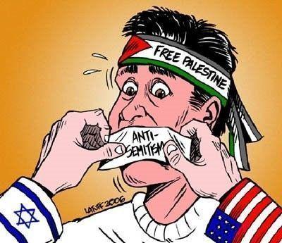 Résister contre le chantage à l'antisémitisme
